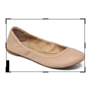 Lucky Brand Emmie Flats Nude
